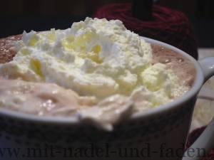 Kakao mit Sahne