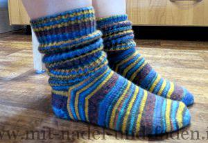 Carmens Shoppersocken