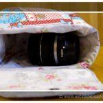 Eine Kameratasche für die Handtasche