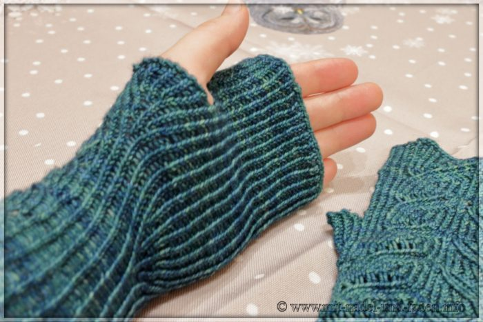 Goth Mitts