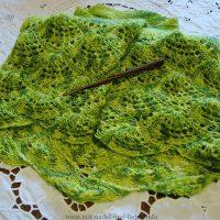 Grüne Muscheln gehen auf Reisen