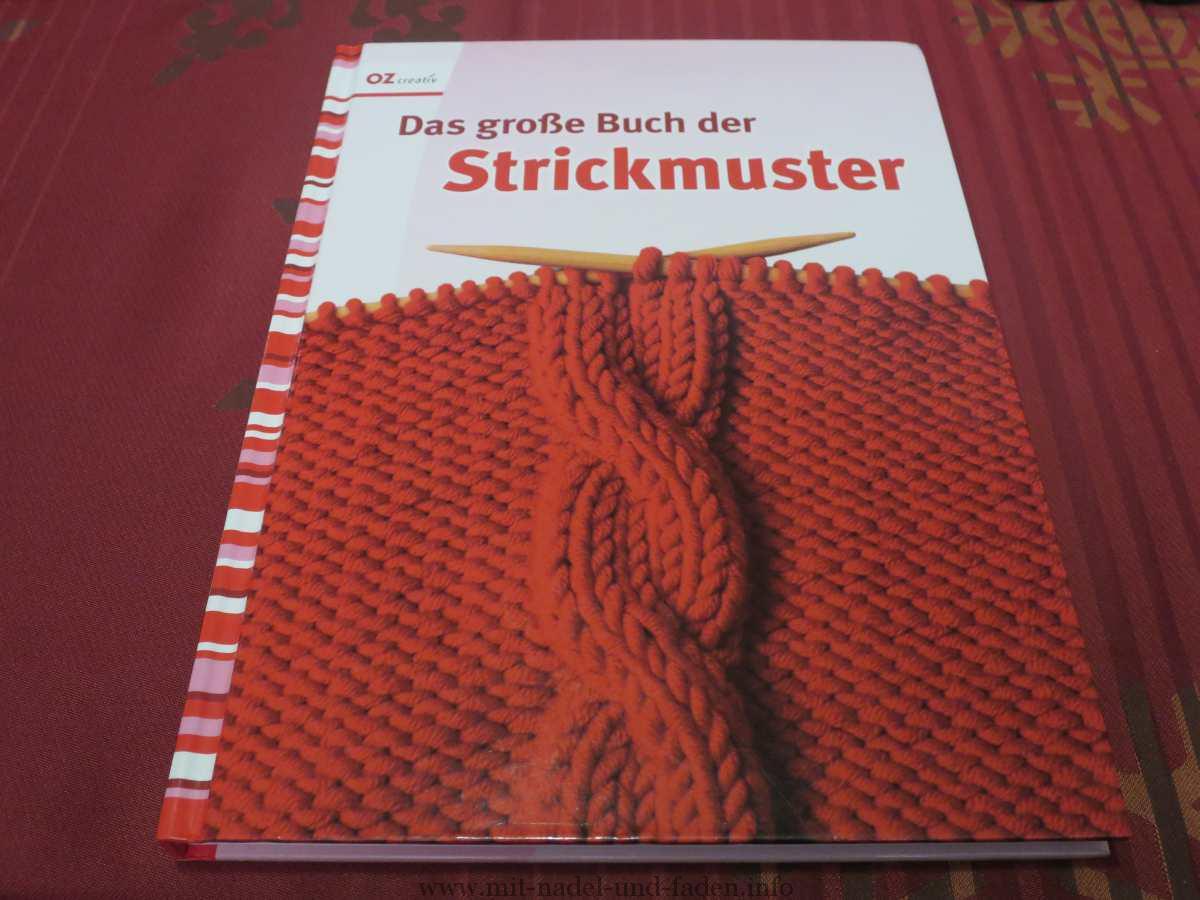 Das große Buch der Strickmuster Book Cover