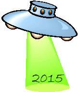 Ufos für 2015