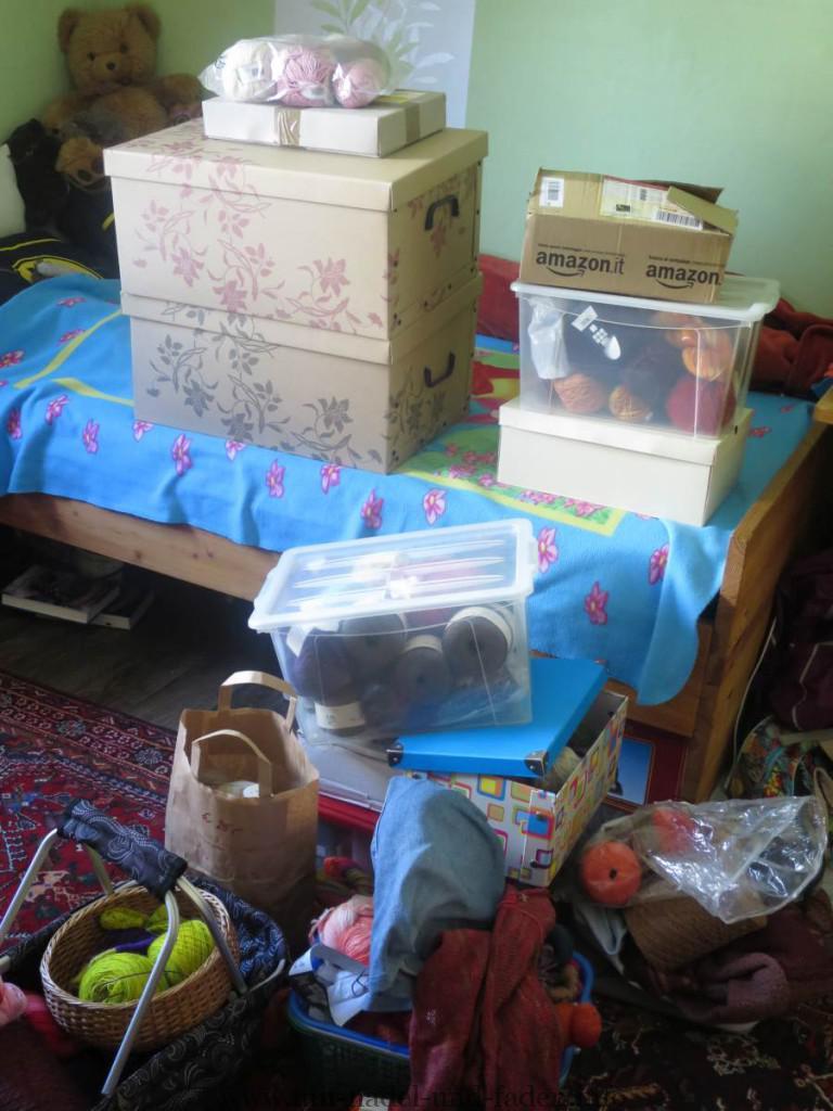 Inventur August 2015 - Kisten
