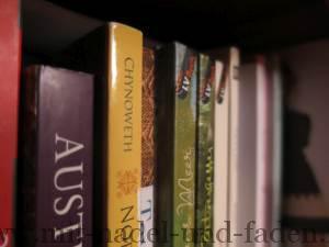 Blogparade Lieblingsbuch für mein Hobby