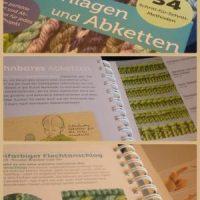 """Buchvorstellung  Lieblingsbuch - """"Anschlagen und Abketten"""" von Leslie Ann Bestor"""