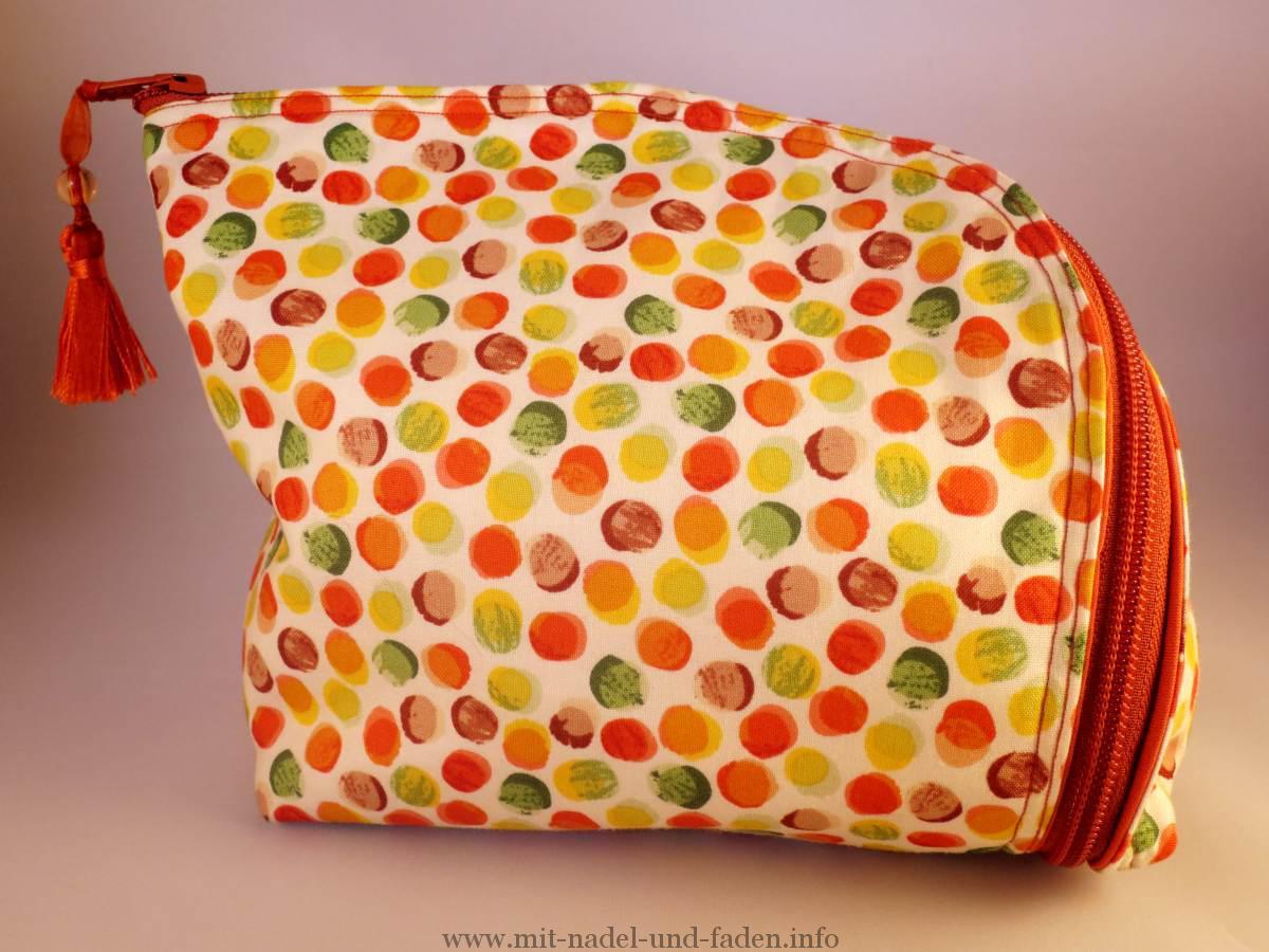 Gute Laune Tasche   Mit Nadel und Faden