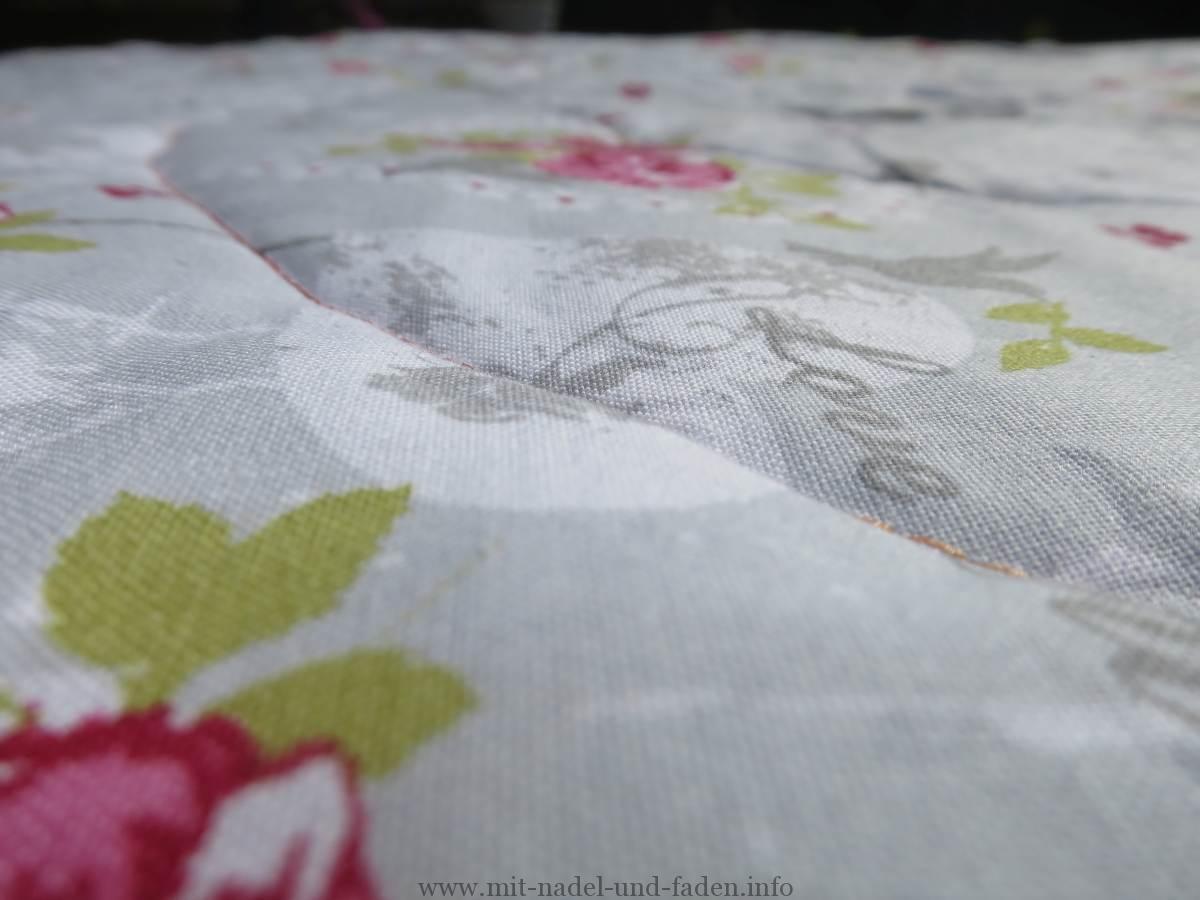 Bargello Swirl - Einmal eine Tischdecke bitte