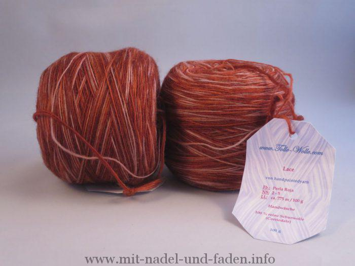Tolle Wolle Lace von handpaintedyarn