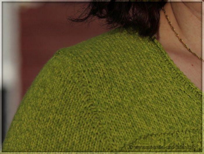 Emerald - Schulter