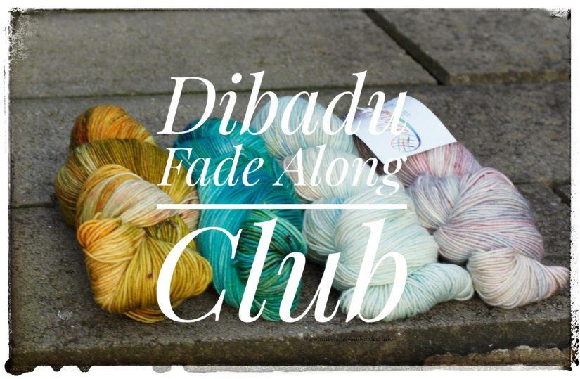 Der Wolle verfallen oder der Fade Along Club von Dibadu