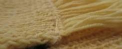 Hufflepuff Schal